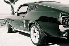 Mustang Fastback-67