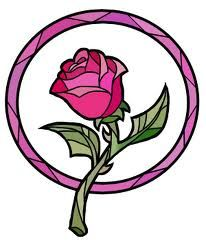 Beauty and the Beast rose. Maybe I'll get this on my other shoulder.