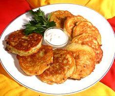 Deruny (Ukrainian Potato Pancakes) Tasty Recipe #Ukraine #food #recipe