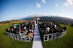 If a beautiful vista is the outdoor setting you're looking for, this is the venue for you! [Wedgewood Crystal Springs Golf Course]