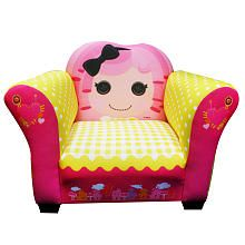 Lalaloopsy Upholstered Chair