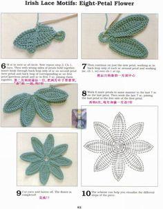Ocho gancho flor Francia ~~~~~~~~~~~ - wl961121 - Vida Danru el blog de crisantemo