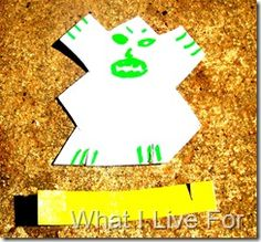 make cardboard monsters and shoot with water gun - fun!