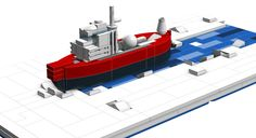 LEGO Ideas - The Icebreaker
