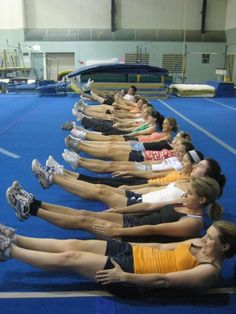 ab routine, hands, bananas, crossfit girl, cheer thing, stomach exercises, girl power, cheerlead, fit inspirationnutrit