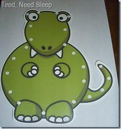 dinosaur theme ideas
