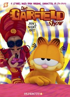 J GRA GAR. When Jon seeks help from a sketchy hypnotherapist for his insomnia, Garfield discovers that Jon has been hypnotized to fall asleep and sleepwalk whenever Odie barks. Simultaneous. TV tie-in.