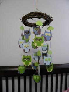 so cute for an owl baby room