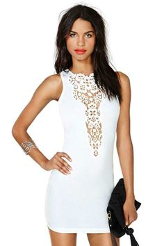 Dress the Population Angelique Dress
