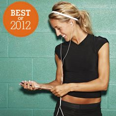 Best Workout Music of 2012. This is awesome-- hip hop, indie, epic playlists; 25 min cardio playlists, top 100 songs, and more.