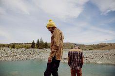 Huffer Autumn/Winter 2013 Men's Lookbook | FashionBeans.com
