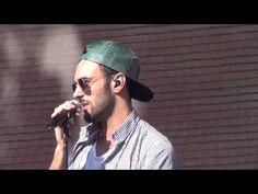 MARCO MENGONI - L'ESSENZIALE (PROVE) - MUSIC SUMMER FESTIVAL-ROMA 30 / 6/ 2013 - YouTube @mengonimarco #Prontoacorrere
