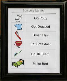 kiddi kraft, morning routines, kid stuff