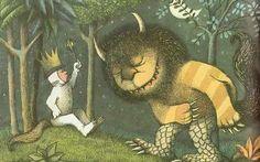wild thing, mauric sendak, sons, maurice sendak, book illustrations, doodl, picture books, childhood, children books