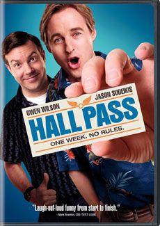 Hall Pass DVD