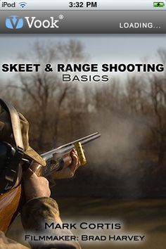 Skeet and Range Shooting Basics iPhone and iPad app by Vook. Genre: Sports application. Price: $4.99. http://click.linksynergy.com/fs-bin/stat?id=gtf1QuAg8bk=146261=3=0=1826_PARM1=http%3A%2F%2Fitunes.apple.com%2Fapp%2Fskeet-range-shooting-basics%2Fid406737583%3Fuo%3D5%26partnerId%3D30 training, sport applic, skeet shoot, rang shoot, sports, ipad app, waterfowl hunting, shooting