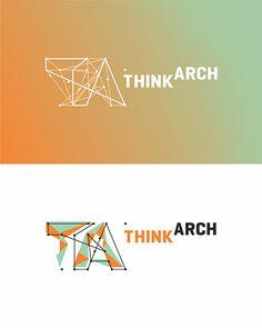 Think Arch, international architecture competition, architecture, urbanism, landscape, garden architecture, logo design by Alex Tass