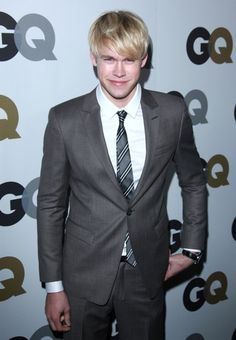 Glee hotties at the GQ 2010 Men of the Year party