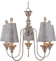 Flambeau - Chandeliers - Lighting, New Orleans Style $1,300 Retail