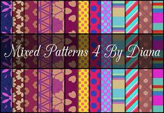 Free Photoshop Patterns for Your Creative Designs