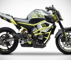 Yamaha Motor Cage six Concept motorcycle