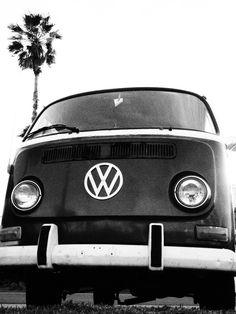 Volkswagon Bus @windowbythesea $65 #photography