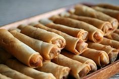 IP Springrolls! Yea!