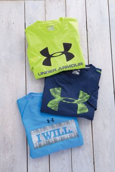 Perfect gift for the dad that is active! #belk #underarmour #gift