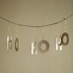 Christmas Ho Ho Ho Banner