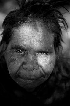 Walpiri woman - Alice Springs - www.electronicswagman.com.au