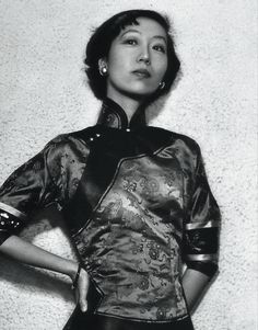 Postcards from Penguin Modern Classics - Eileen Chang, Photograph: Crown Publishing Co., Ltd