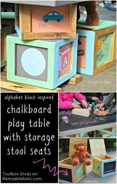 Build an Alphabet Bl