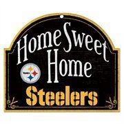 Home Sweet Steelers
