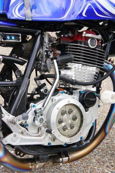 Yamaha SR 400 1996 by Cascada Moto Design