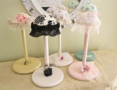 The Polka Dot Closet: Hat Stand