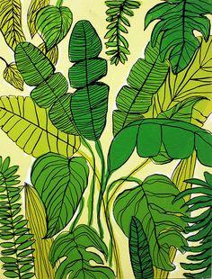 Jardin Tropical by • Miriam Brugmann • on Flickr.