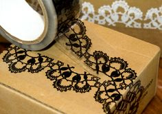 Lace Tape, I so need this!