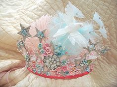 tiara pink & aqua