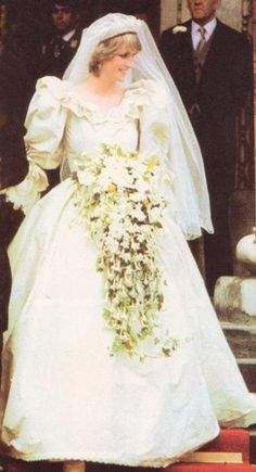 Princess Diana's wedding <3  stayed up all night to watch this!