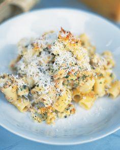 Different macaroni cheese