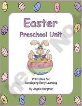 Easter Preschool Unit
