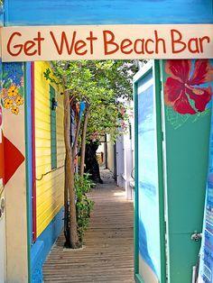 Get Wet Beach Bar