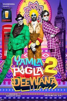 First look of the Bollywood movie 'Yamla Pagla Deewana 2'
