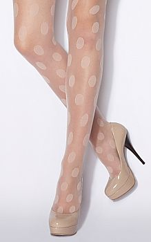 Another polka dot style from Jonathan Aston called Cherish. Aren't they just perfect for spring?