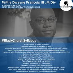 Rev. Willie Francois