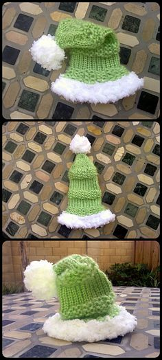 Ravelry: Sleeping Cap (Loom Knit) pattern by Once Upon A Loom