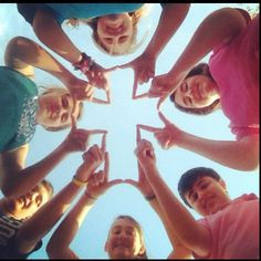 The youth group:)