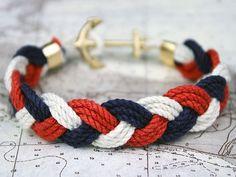 Turk's Head Knot Bracelet from Kiel James Patrick