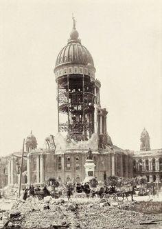 San Francisco Earthquake 1906
