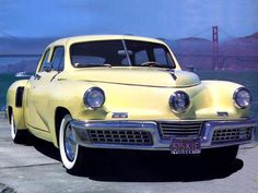 A Tucker Sedan 1948